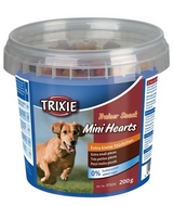 Trainer Snack Mini Hearts 200g