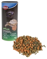 Aliment complet en pellets pour tortues 160g ou 600g
