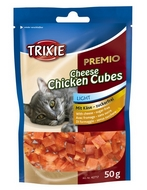 PREMIO Cheese Chicken Cubes 50g